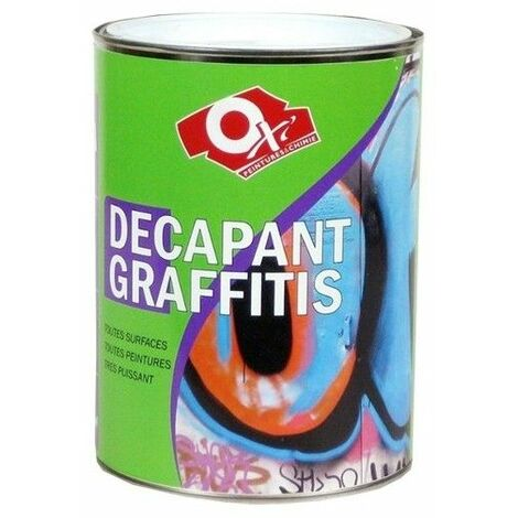 "main image of ""OXI Décapant Graffitis 2,5 L - Incolore"""