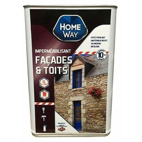 OXI Home Way Imperméabilisant Façades & Toits - 5 L