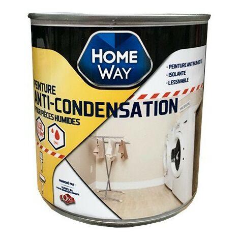 OXI Home Way Peinture Anti-condensation - 0,5 L