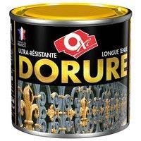 OXI - Peinture dorure or pâle - 60mL