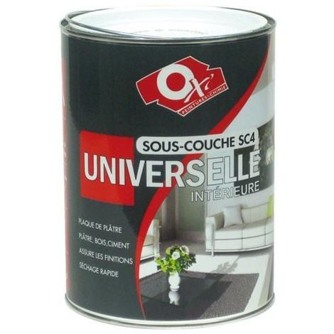 OXI - Peinture sous-couche universelle intérieur - 2.5 L