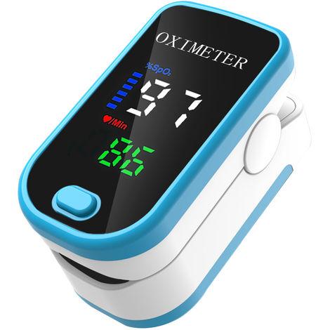 Oximetro de pulso SPO2 Medicion de la frecuencia de apagado automatico Dentro 5S