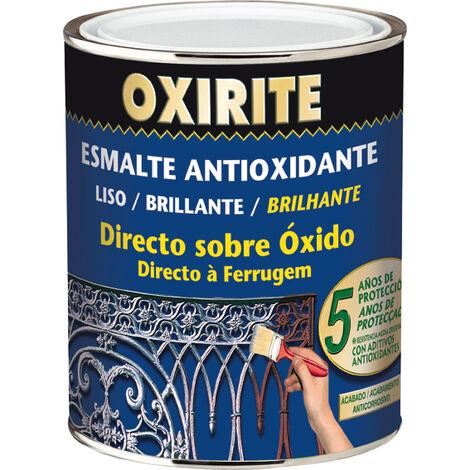Oxirite liso brillante 10 años colores