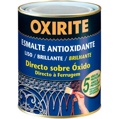 Oxirite liso brillante gris plata 250ml