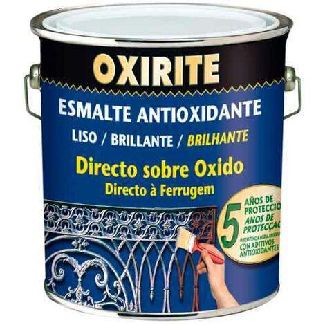 OXIRITE LISO BRILLANTE NEGRO 4L