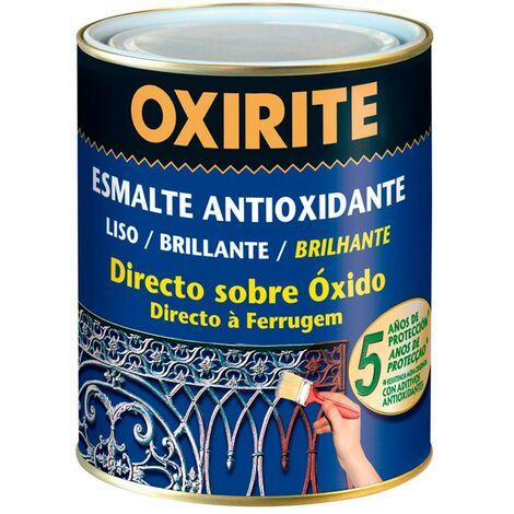 Oxirite lisse blanc brillant 2.5l EDM 25502