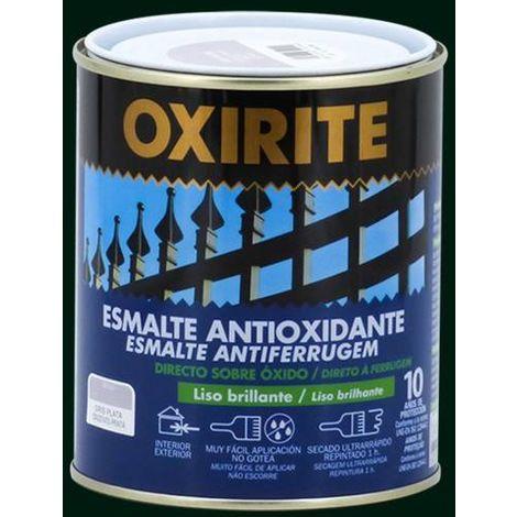 Oxirite lisse brillant 10 ans couleurs