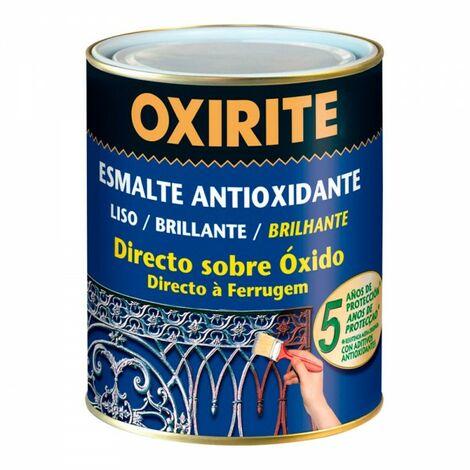 Oxirite lisse brillant noir 0.250l. 5397804