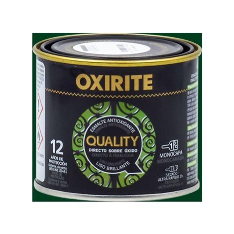 Oxirite Qualité Monocouche 12 ans | 250 ml - vert mousse