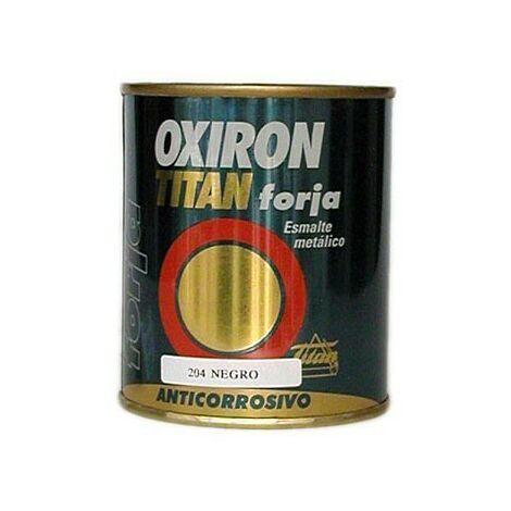 OXIRON 020 NEGRO FORJA 204 375ML