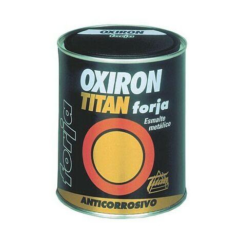 OXIRON 020 NEGRO FORJA 204 750ML