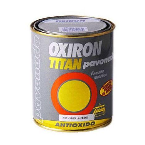 OXIRON 02D GRIS PLATA MARTELE 750ML