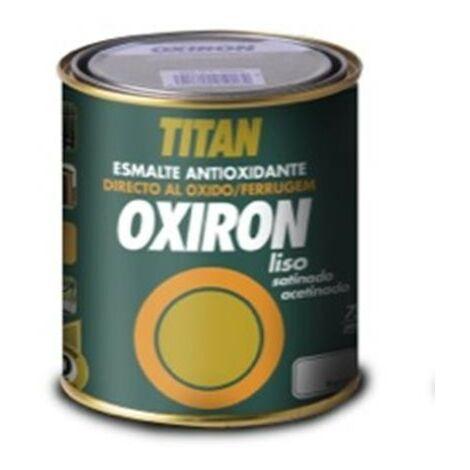 OXIRON 02J NEGRO L. SATINADO 750ML