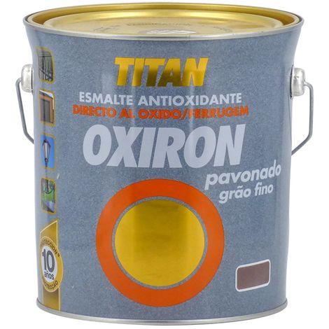OXIRON PAVONADO 4 LT | 204 NEGRO