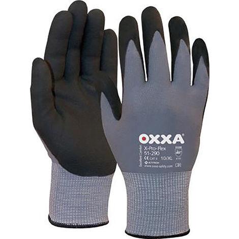OXXA Handschuh X-Pro-Flex NFT Gr. 8 schwarz (Inh. 12 Paar)