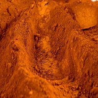 Oxyde de Fer Orange (Marigold): Pigment pour béton et chaux