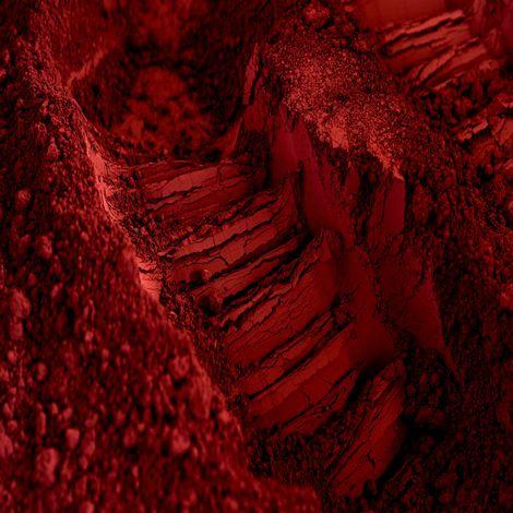 Oxyde de Fer Rouge 80i: Pigment pour béton et chaux
