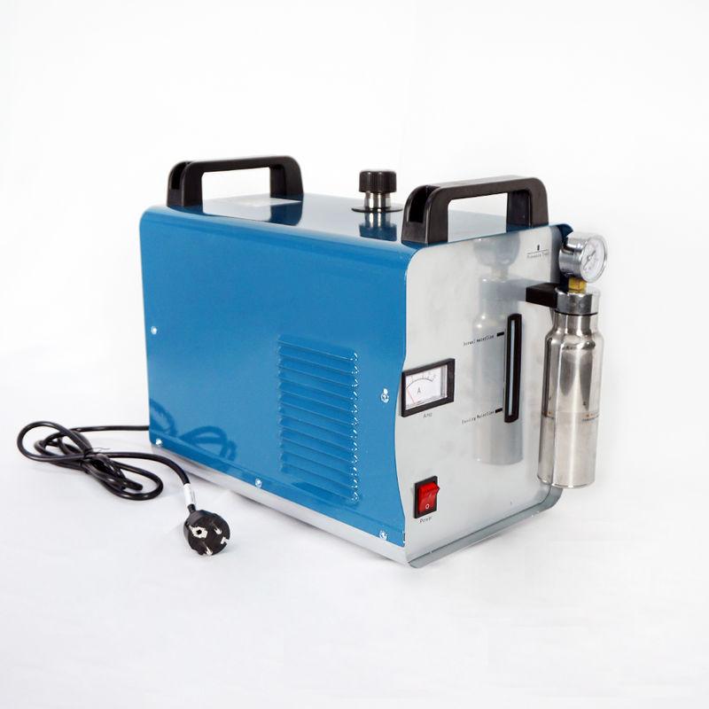 Oxygen-Hydrogen Generator Water Welder Acrylic Flame Polishing Machine H180 95L