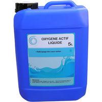 Oxygène actif - En liquide - Bidon de 5 kg - 322000055B