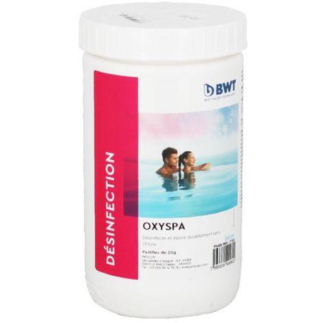 Oxyspa pastilles 20gr - 1 Kg de Procopi - Produits chimiques