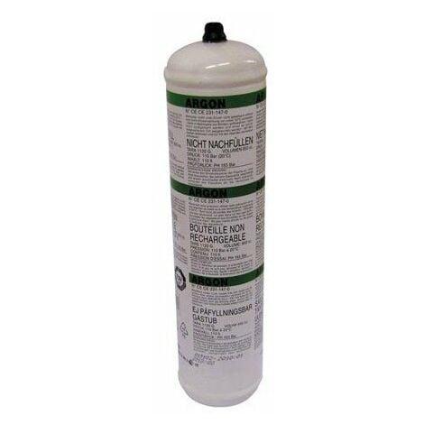 Oxyturbo - bonbonne pour poste de soudure - argon - 950 ml