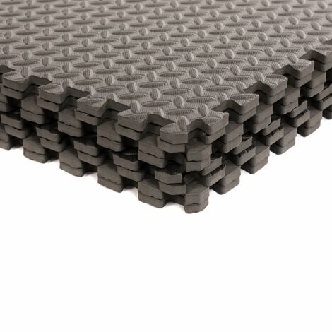 Oypla 32 SQ FT Interlocking EVA Soft Foam Exercise Floor Mats