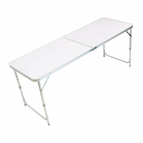 Oypla 4ft Folding Outdoor Camping Kitchen Work Top Table