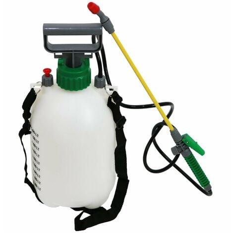 Oypla 5L 5 Litre Pump Action Pressure Crop Garden Weed Sprayer