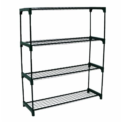 Oypla Flower Staging Display Greenhouse Racking Shelving