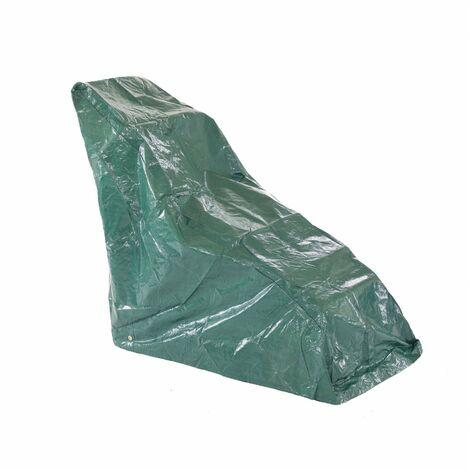 Oypla Heavy Duty Waterproof Lawn Mower Cover Protector - 100 x 97 x 50cm