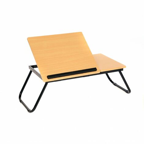 Oypla Portable Folding Laptop Notebook Tablet Computer Table Desk Stand