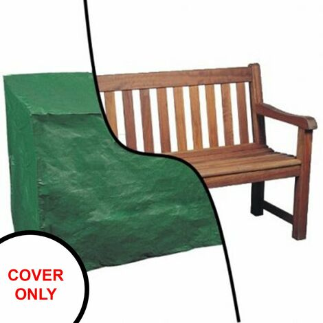 Oypla Waterproof 5ft 1.5m Garden Furniture 3 Seater Bench Seat Cover