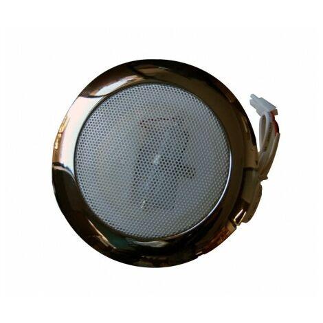 Ozonator 12v mit Chromabdeckung für Hammam 1