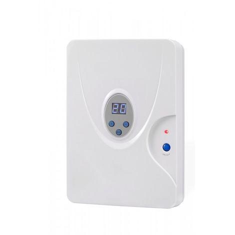 Ozonizador de agua,generador de ozono temporizador digital portátil máquina de desintoxicación para agua,verduras etc.400mg/h