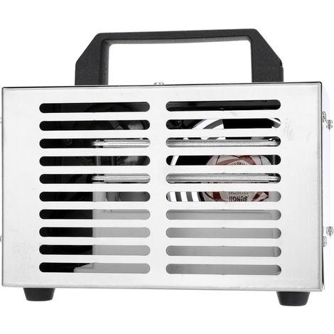 Ozonizador, ventilador del purificador del filtro de aire, para el coche casero, 10g/h,220V