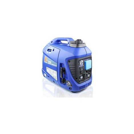P1 P1000i 1000W Portable Petrol Inverter Suitcase Generator (Powered by Hyundai)