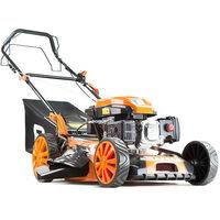"P1 P5100SP Petrol Self Propelled Lawnmower 20"" 51cm 173cc Powered By HYUNDAI"