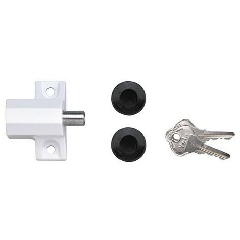 P114 Patio Door Lock