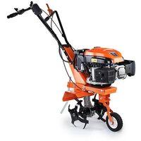 P1PE P140TE 139cc 2.5kW 4-Stroke Electric Start Petrol Garden Tiller, Cultivator, Rotovator & Rototiller (Powered by Hyundai)