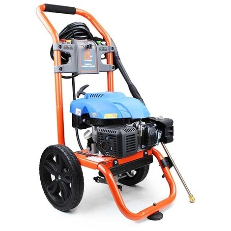 P1PE P3000PWA 2800psi / 207 bar Petrol Pressure Washer (Powered by Hyundai)