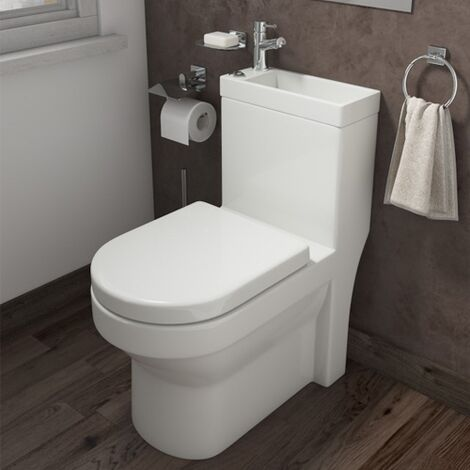 """main image of """"P2 Combination Toilet and Sink"""""""