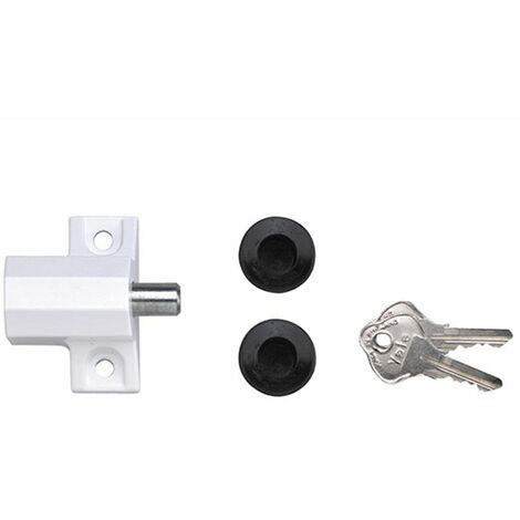 P2 Double Security Nightlatch