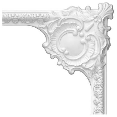 P3020A Cimaise Polyuréthane Orac Decor Luxxus - 42,5x4cm (h x p)
