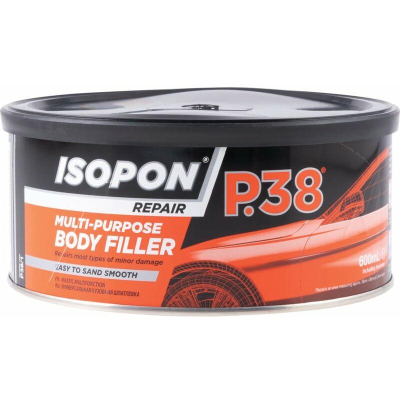 Image of P38/1 Paste Kit Grey Tin 600ML - Isopon
