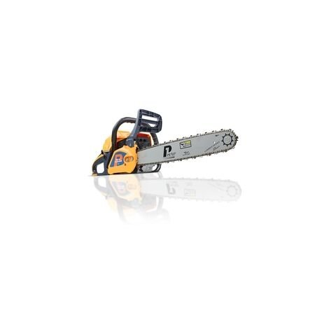 "P6220C Hyundai 62cc Petrol Chainsaw 20"" Bar Easy Start Includes 2 Chains and Bag"