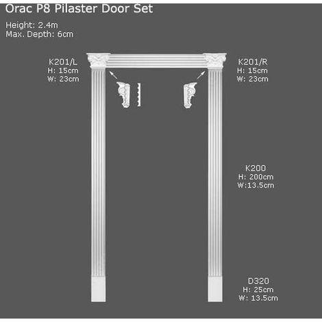 """main image of """"P8 Door Set"""""""