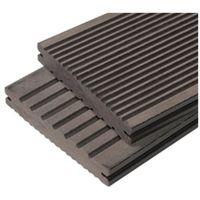 PACK 1 m² lame de terrasse composite Maxima ACCESSOIRES (3 coloris) 3600 mm
