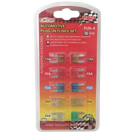 Pack 10 fusibles la-111b