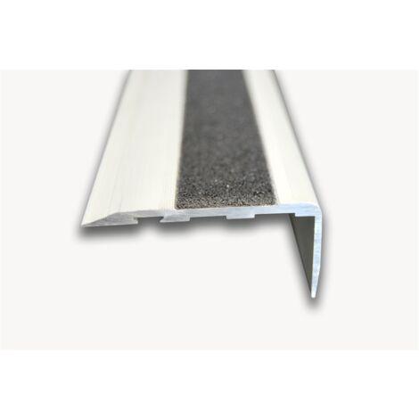 Pack 10 unidades. Cantonera Aluminio 60mm - Antideslizante - Adhesivo