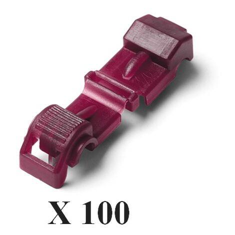Pack 100 connecteur de cable tondeuse Robot Husqvarna